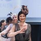 """Показ шляпок """"Anna Mikhaylova"""" в рамках """"Подиум Зрелой Красоты 2018."""